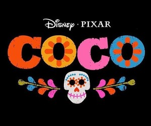 coco, movie, and pixar image