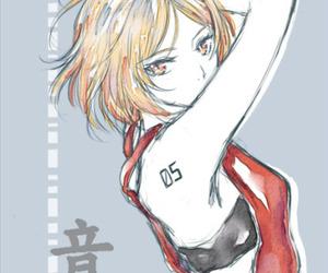 anime, gender bend, and genderbend image