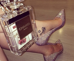 chanel, shoes, and luxury image