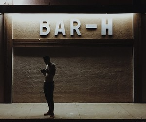 bars, brown, and places image