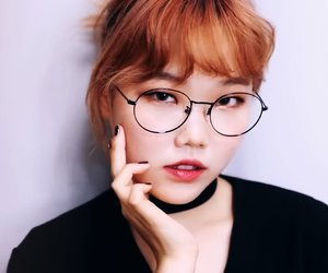 glasses, kpop, and music image