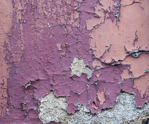 decay, lilac, and old paint image