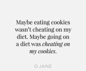 cheating, Cookies, and funny image