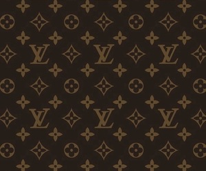 background and Louis Vuitton image