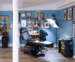 tattoo shop dun laoghaire image