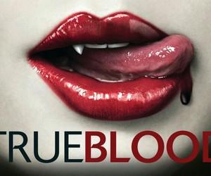 lips, vampires, and trueblood image