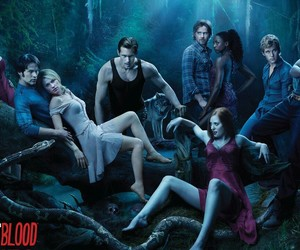 trueblood and postere image