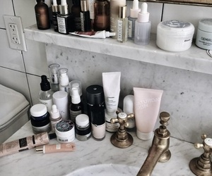 beauty, bathroom, and article image