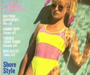 magazine and pink image