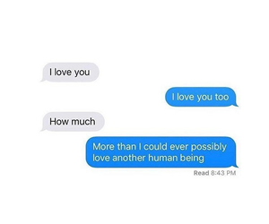 couple, message, and text image