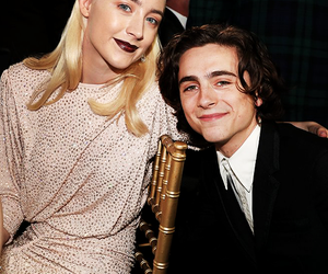 awards and timothee chalamet image