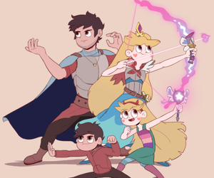 marco, star, and marco diaz image