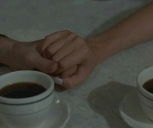 love, gif, and coffee image