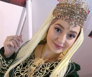 Algeria, beautiful, and bride image