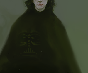 Anakin Skywalker, art, and dark side image