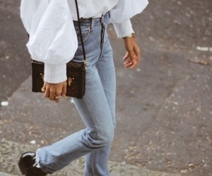 daily, jeans, and lookbook image