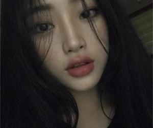 dark, icon, and korean image
