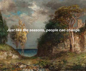 quotes, nature, and people image