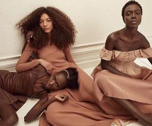 aesthetics, fashion, and brown sugar image