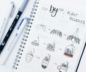doodle and bullet journal image
