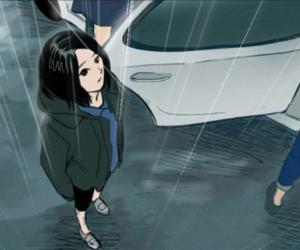 animation, anime, and asian image