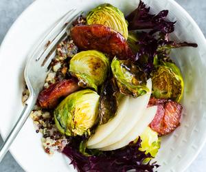 food, yummy, and quinoa image