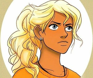 percy jackson, annabeth, and annabeth chase image