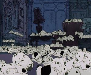 disney, 101 dalmatians, and puppy image