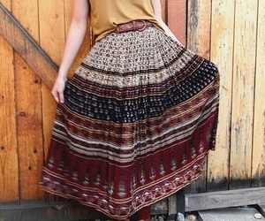 style, boho, and clothes image