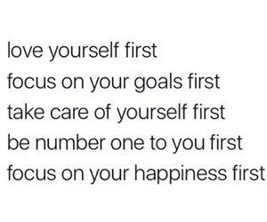 self-love, true facts, and love yourself image