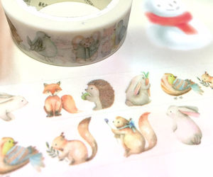 fairy tale, hedgehog, and cute sticker image