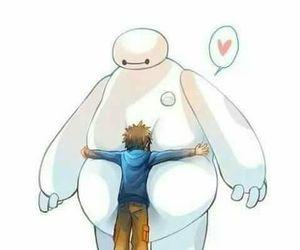 disney and hug image