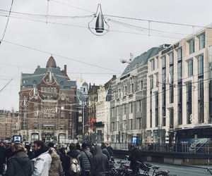 amsterdam, beautyfull, and cold image