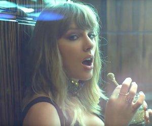 Taylor Swift, gif, and Reputation image