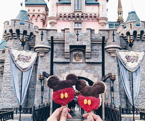 disney, disneyland, and yummy image