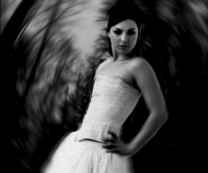 blackandwhite, edit, and amylee image