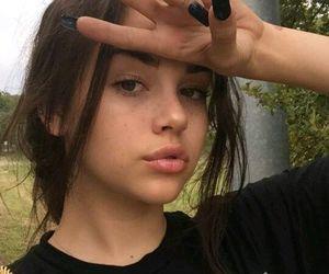 girl, tumblr, and maggie lindemann image