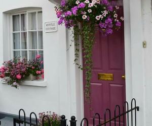 beautiful, design, and door image