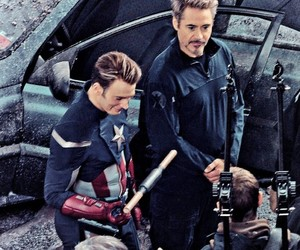 robert downey jr, Avengers, and awesome image