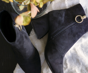suede, fashion, and shoes image