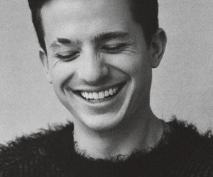 smile, charlie puth, and Hot image