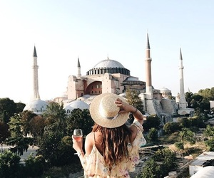 cami, istanbul, and mosque image