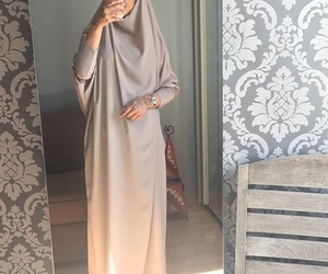 beautiful, beige, and girl image