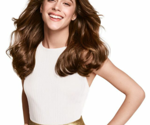 gold, martina stoessel, and hair image