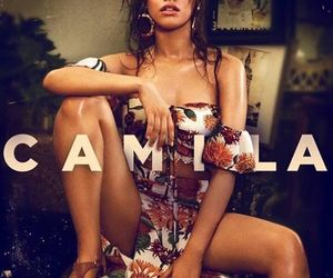 camila cabello, camila, and album image