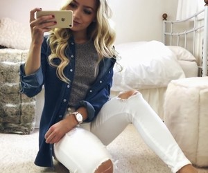 outfits and tumblr image