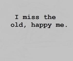 happy, sad, and miss image