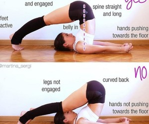 exercise, relax, and workout image