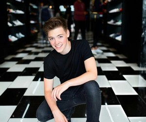 celebrity, why don't we, and zach herron image