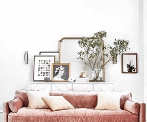chic, decor, and life image
